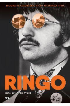 """The Beatles Polska: Fajną książkę wczoraj czytałem - """"Ringo"""" Michael Seth Starr"""