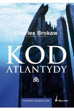 Kod Atlantydy Charles Brokaw