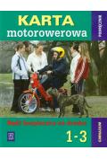 Karta motorowerowa g podr (wsip)
