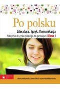 J�zyk polski 1 GIM Po polsku Literatura j�zyk komunikacja podr�cznik