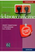 Zaj�cia elektrotechniczne zeszyt tematyczny z �wiczeniami dla ucznia