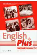 J�zyk angielski 2 GIM English Plus 2 Workbook �wiczenia