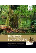 Puszcze i lasy Polski z p�yt� CD - Kwiecie� Ewa, Zawadzka Dorota