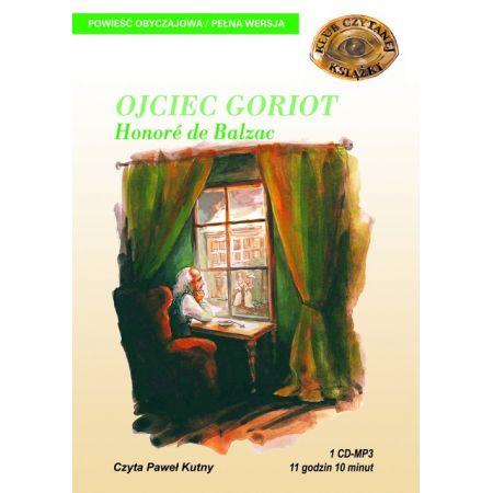ojciec goriot audiobook