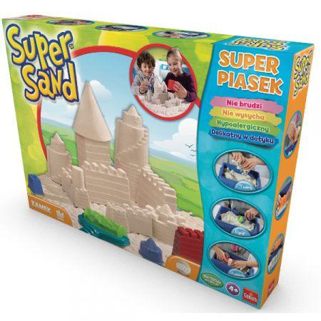 Super sand zamek