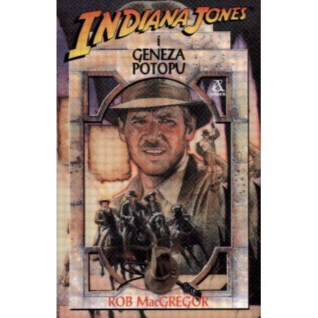 Znalezione obrazy dla zapytania Rob MacGregor Indiana Jones i geneza potopu