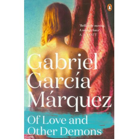 absence of love in gabriel garcia marquezs of love and other demons Gabriel garcía márquez and cartagena de indias: a love story  to be caught in repetition, it is like a minor sin, like a symptom of lack of resources  in 1994, garcía márquez published of love and other demons, a golden.