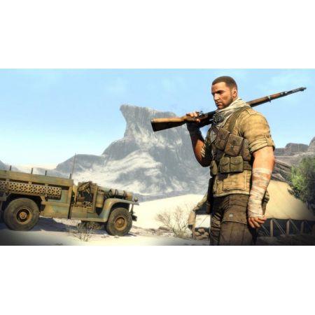 sniper elite 3 africa обзор