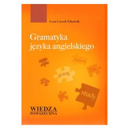 leon leszek szkutnik gramatyka języka angielskiego pdf
