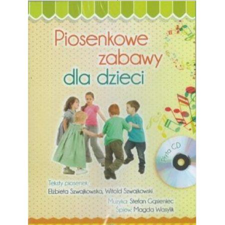 audiobook piosenkowe zabawy dla dzieci cd kpl w. Black Bedroom Furniture Sets. Home Design Ideas