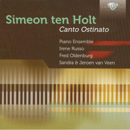 Simeon ten Holt - Canto Ostinato