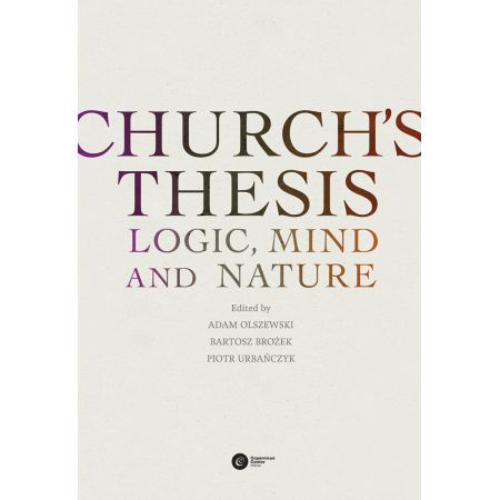 church thesis-computability Mathematics and computer science department/program:  context-free grammars, and turing machines), church's thesis, computability, non-determinism,.