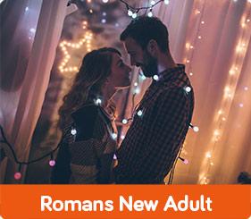 10 najgorętszych romansów New Adult (młodych dorosłych)