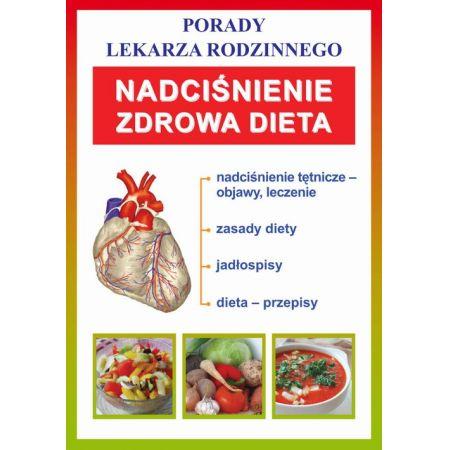 Nadciśnienie Zdrowa Dieta