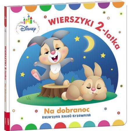 Disney Maluch Wierszyki 2 Latka Na Dobranoc