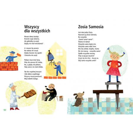 Wiersze Dla Dzieci Kolor Agnieszka żelewska Książka W