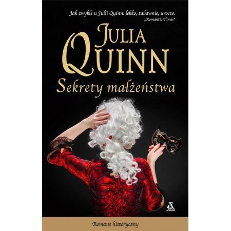 """Znalezione obrazy dla zapytania: Sekrety małżeństwa Autor: Julia Quinn"""""""
