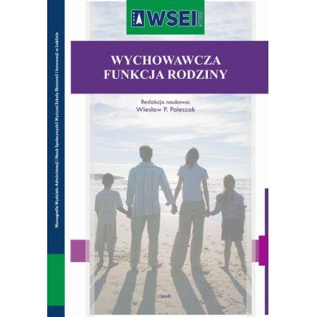 Ebook Wychowawcza Funkcja Rodziny Pdf W Sklepie Taniaksiazka Pl