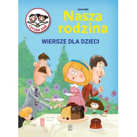 Nasza Rodzina Wiersze Dla Dzieci