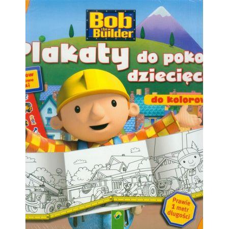 Bob Budowniczy Plakaty Do Kolorowania