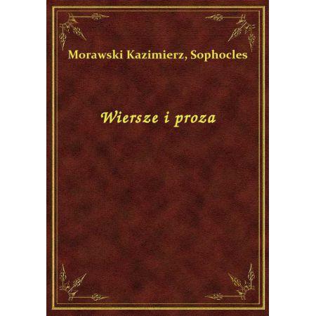 Wiersze I Proza