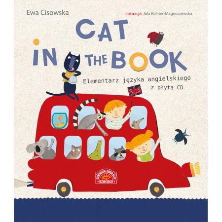 Cat In The Book Elementarz Języka Angielskiego Cd