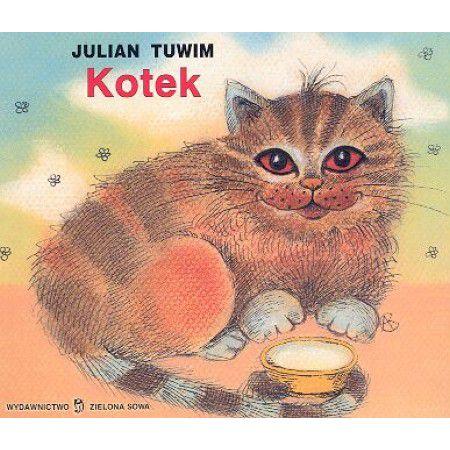 Kotek Tuwim Julian Twarda Oprawa Książka W Księgarni