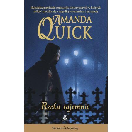 """Znalezione obrazy dla zapytania: Rzeka tajemnic Autor: Amanda Quick"""""""
