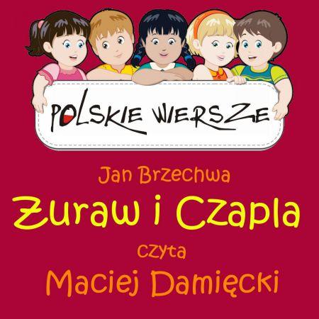 Polskie Wiersze żuraw I Czapla