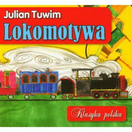 Lokomotywa Klasyka Polska Tuwim Julian