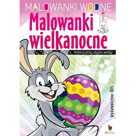Kolorowanki Wodne Malowanki Wielkanocne W Taniaksiazka Pl
