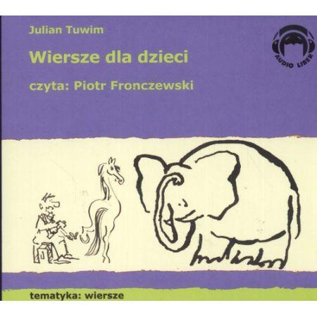 Audiobook Wiersze Dla Dzieci Audio Cd