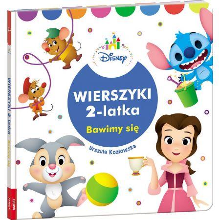 Disney Wierszyki 2 Latka Bawimy Się