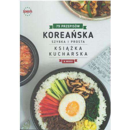 Koreańska Książka Kucharska 79 Przepisów Szybka I Prosta