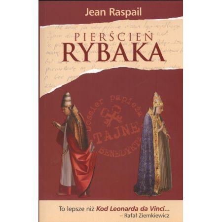 Znalezione obrazy dla zapytania Jean Raspail : Pierścień Rybaka