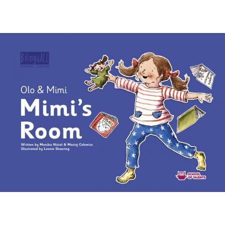 Mimis Room Nauka Angielskiego Dla Dzieci 2 7 Lat