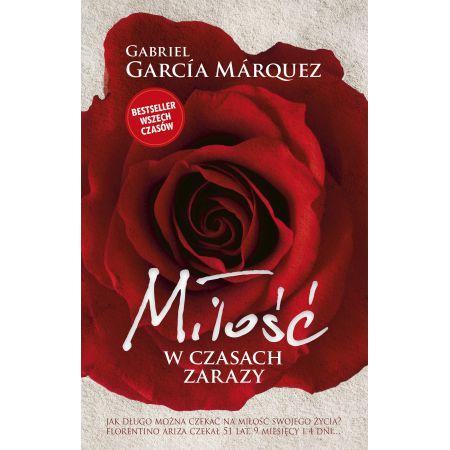 Znalezione obrazy dla zapytania Miłość w czasach zarazy Gabriel García Márquez