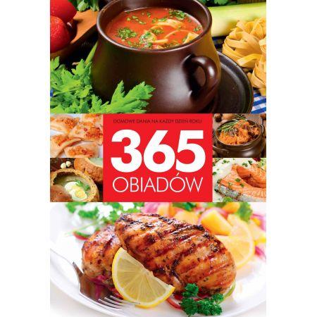 Ebook 365 Obiadow Pdf W Sklepie Taniaksiazka Pl