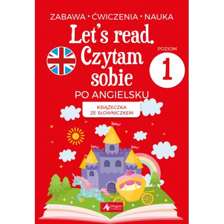 Lets Read Czytam Sobie Po Angielsku Poziom 1 Bartlomiej Paszylk Ksiazka W Ksiegarni Taniaksiazka Pl