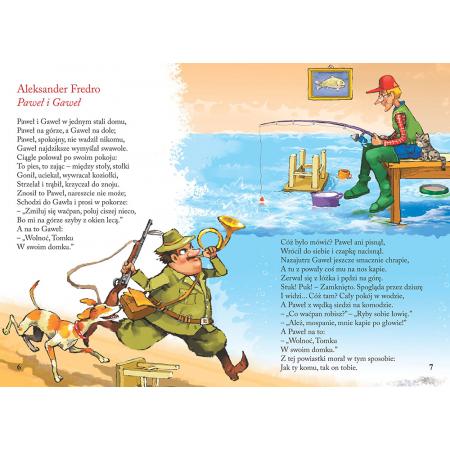Wiersze Dla Dzieci Aleksander Fredro Książka W Księgarni