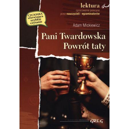 Pani Twardowska Powrót Taty