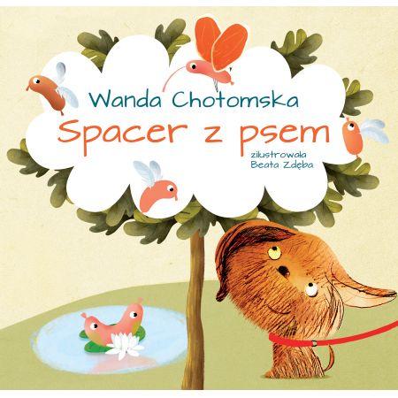 Poeci Dla Dzieci Spacer Z Psem