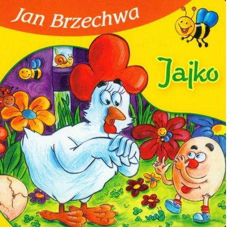 Jajko bajki dla malucha (Jan Brzechwa) książka wksięgarni TaniaKsiazka.pl