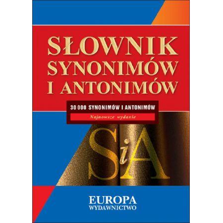 Znalezione obrazy dla zapytania Piotr Żmigrodzki : Słownik synonimów i antonimów