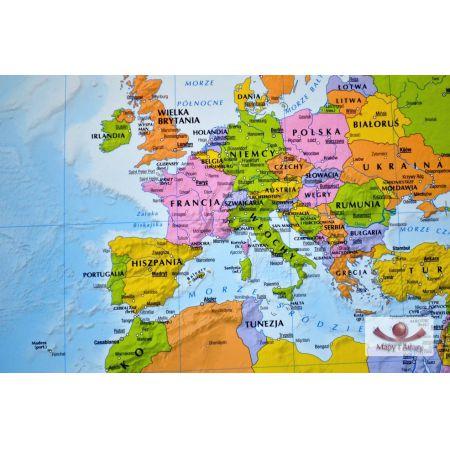 Swiat Scienna Mapa Polityczna 1 30 000 000 Ksiazka W Ksiegarni