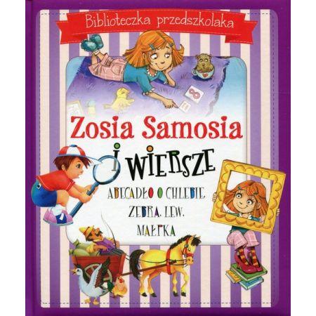Zosia Samosia I Wiersze Biblioteczka Przedszkolaka
