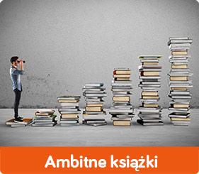Książki dla wymagających czytelników