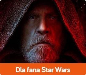 Polecamy prezenty na święta dla fana Star Wars