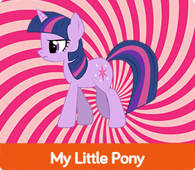 Dla fanek My Little Pony na świąteczny prezent