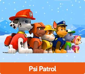 Dla fanów Psiego patrolu na święta